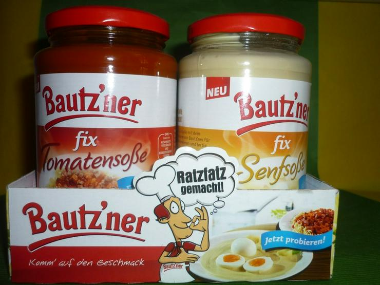Bild 5: Bautzner Jägersoße fix +  fertig 400 ml