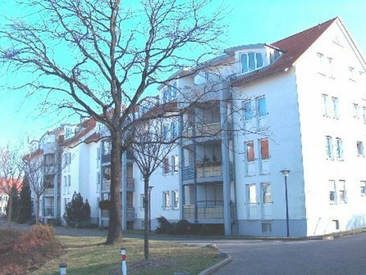 Kleine 2-Raum-Wohnung mit Balkon und Stellplatz! - Bild 1