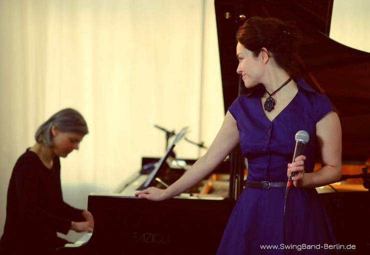 Bild 2: Swingband Nats Corner Jazzband Hochzeitsband