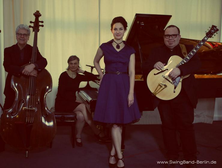 Bild 3: Swingband Nats Corner Jazzband Hochzeitsband