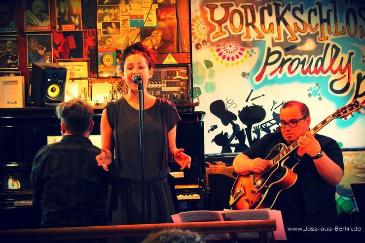 Bild 4: Swingband Nats Corner Jazzband Hochzeitsband