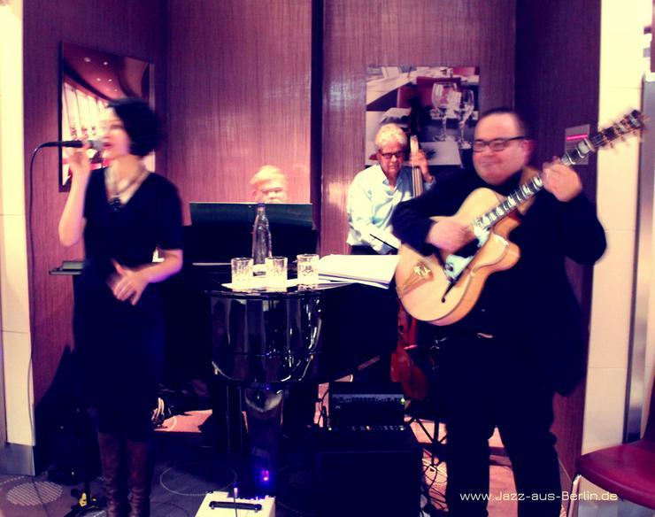 Bild 5: Swingband Nats Corner Jazzband Hochzeitsband