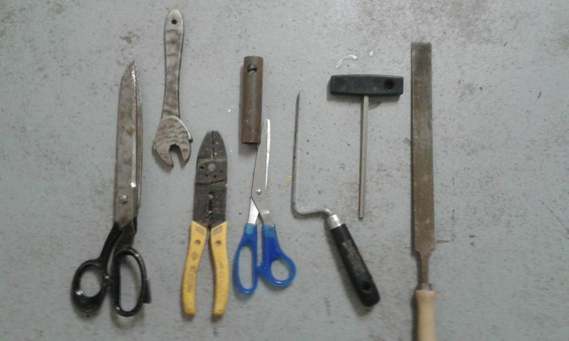 Werkzeug - verschiedene - nur noch diese