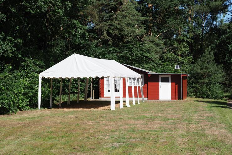 Bild 5: Lust auf großen Naturcamping in Hambühren? - der idyllische Dauercampingplatz im Grünen