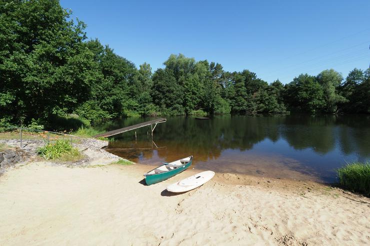 Bild 2: Lust auf großen Naturcamping in Hambühren? - der idyllische Dauercampingplatz im Grünen