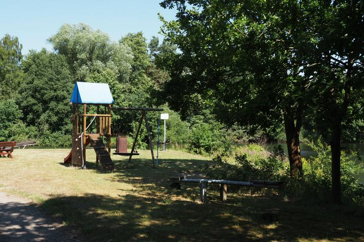 Bild 3: Großer Natur-Campingplatz in Hambühren