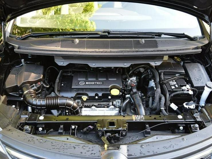 Bild 6: OPEL Zafira 1.4 T S&S Navi950/Cam Klimaauto. Alu17 Temp PDC OnStar NSW 7 Sitzer