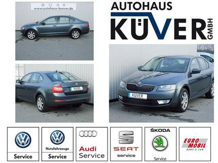 SKODA Octavia Limousine 1,6 TDI Ambition Navi Tempomat - Octavia - Bild 1