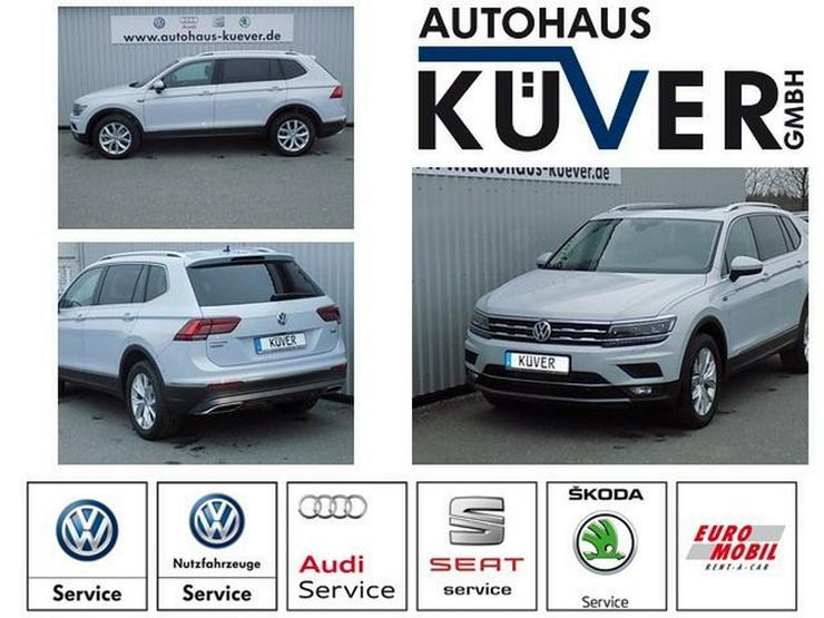 VW Tiguan Allspace 2,0 TSI Highline DSG 4-M AHK LED - Tiguan - Bild 1