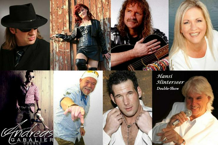 STAR Doubles-Shows-Coverbands-Partybands-DJ