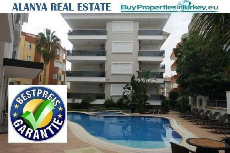 == ALANYA IMMOBILIE == BEST HOME 7 City Luxus Apartment Strandnah - Auslandsimmobilien - Bild 1