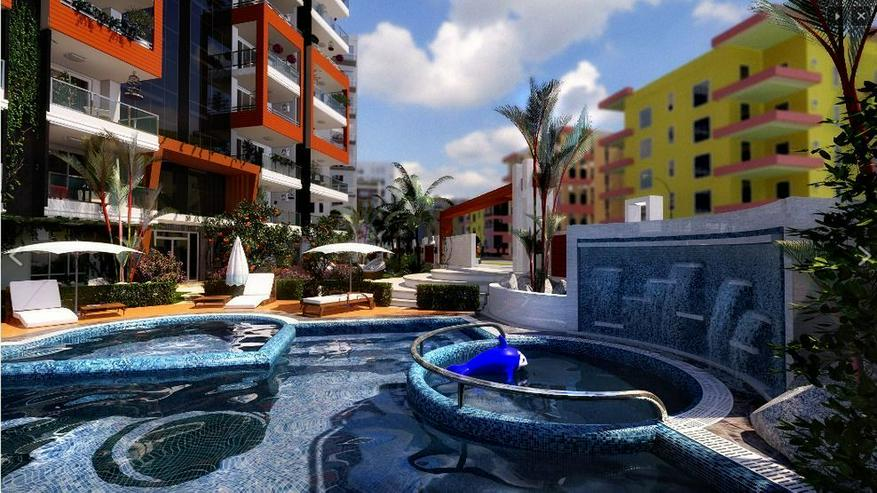 Bild 2: == ALANYA IMMOBILIE == SCHNÄPPCHEN ! Maryam Residence Neue 3 Zimmer Wohnung in Mahmutlar
