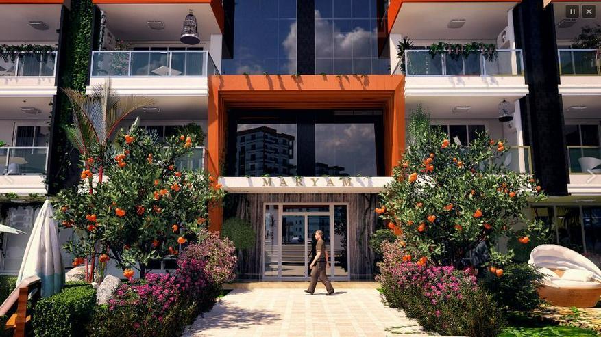 Bild 6: == ALANYA IMMOBILIE == SCHNÄPPCHEN ! Maryam Residence Neue 3 Zimmer Wohnung in Mahmutlar