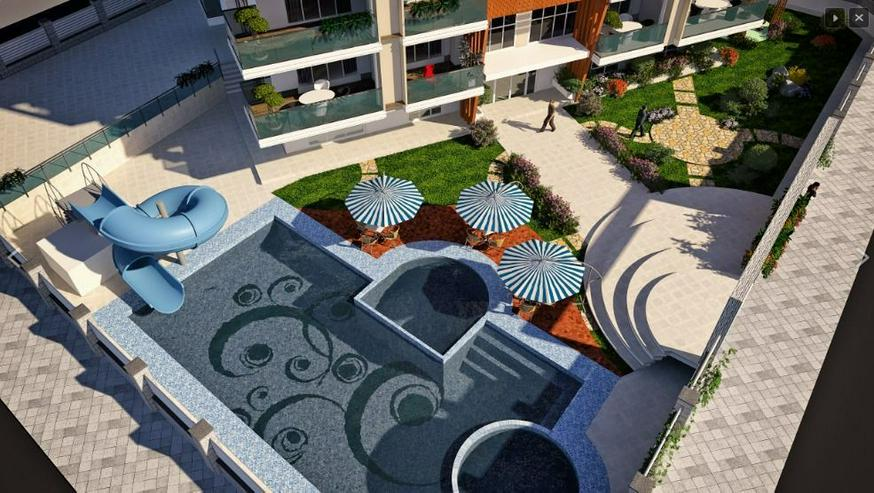 Bild 3: == ALANYA IMMOBILIE == SCHNÄPPCHEN ! Maryam Residence Neue 3 Zimmer Wohnung in Mahmutlar