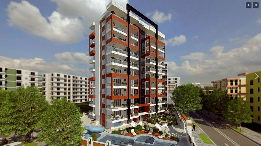 == ALANYA IMMOBILIE == SCHNÄPPCHEN ! Maryam Residence Neue 3 Zimmer Wohnung in Mahmutlar - Auslandsimmobilien - Bild 1