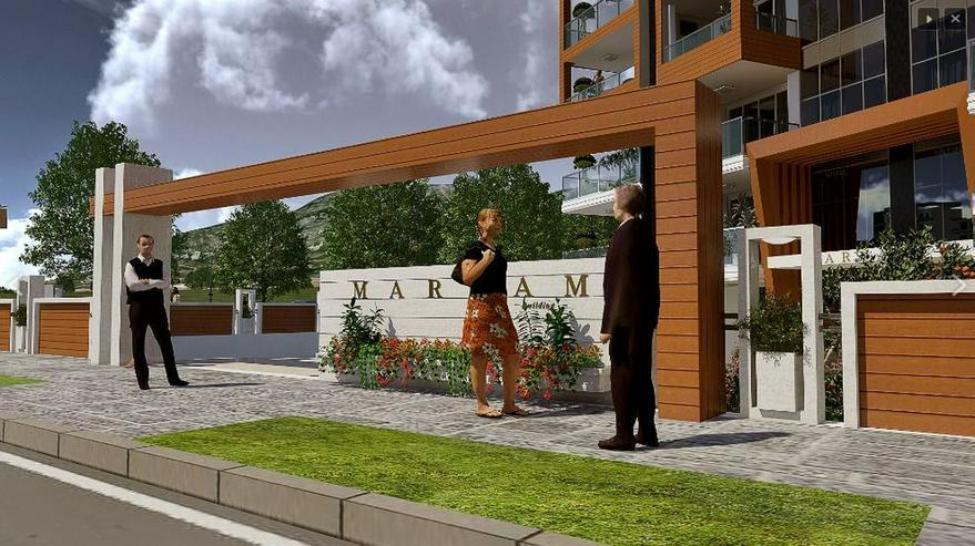 Bild 4: == ALANYA IMMOBILIE == SCHNÄPPCHEN ! Maryam Residence Neue 3 Zimmer Wohnung in Mahmutlar