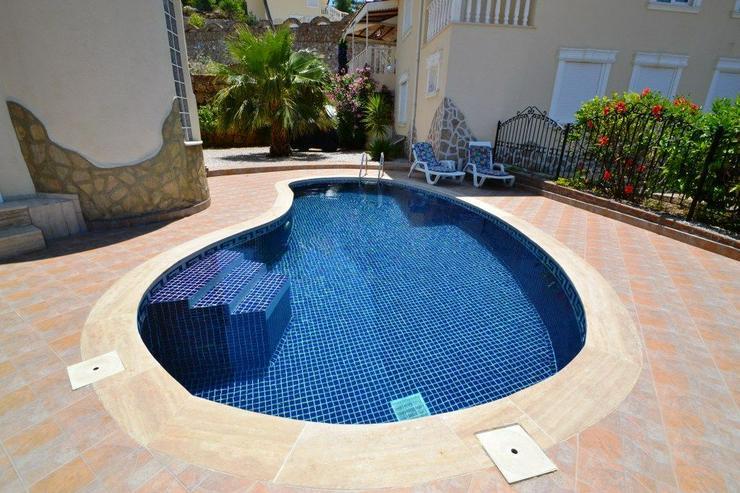 Bild 4: SCHNÄPPCHEN Geräumige möblierte Luxusvilla 4+2 mit privat Pool