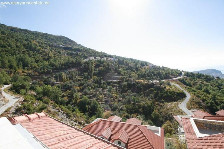 Bild 6: Alanya Crown Resort möbliertes Penthaus mit fantastischem Meerblick