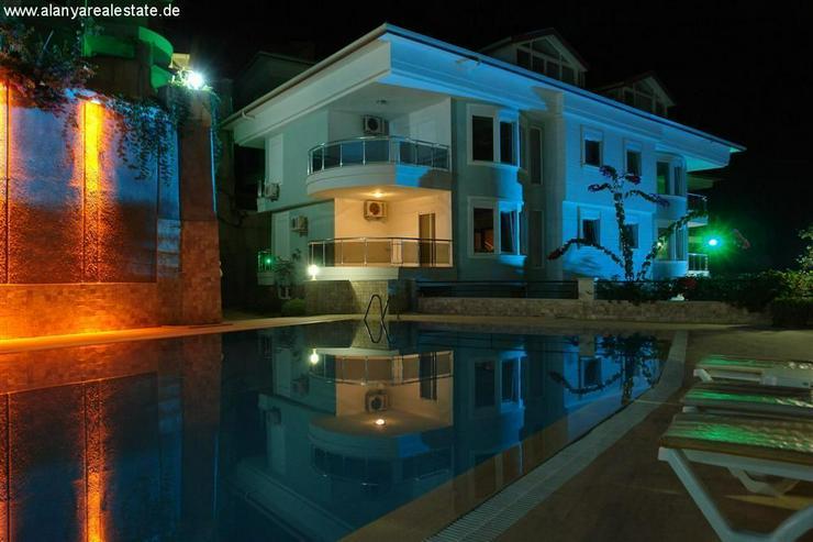 Bild 4: Alanya Crown Resort möbliertes Penthaus mit fantastischem Meerblick