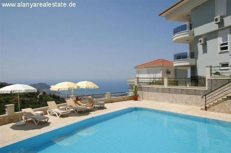 Bild 3: Alanya Crown Resort möbliertes Penthaus mit fantastischem Meerblick