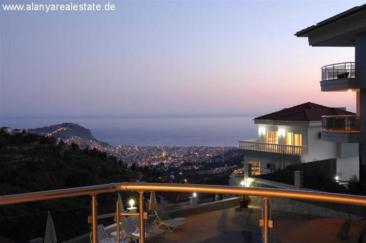 Bild 2: Alanya Crown Resort möbliertes Penthaus mit fantastischem Meerblick