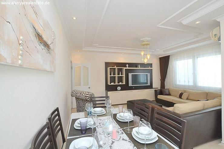 Bild 5: TOPRAK RESIDENCE 3 Zimmer Wohnung voll möbliert mit Pool