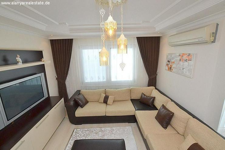 Bild 8: TOPRAK RESIDENCE 3 Zimmer Wohnung voll möbliert mit Pool