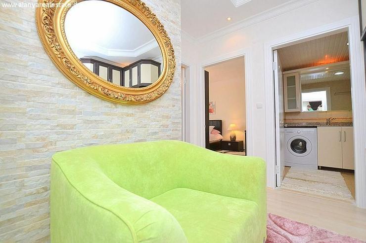 Bild 12: TOPRAK RESIDENCE 3 Zimmer Wohnung voll möbliert mit Pool