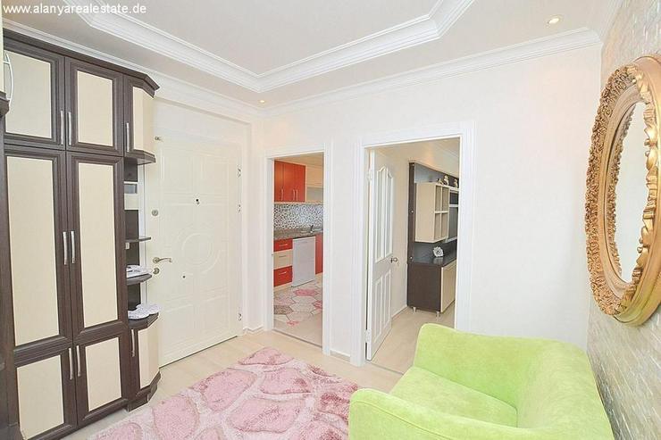 Bild 14: TOPRAK RESIDENCE 3 Zimmer Wohnung voll möbliert mit Pool