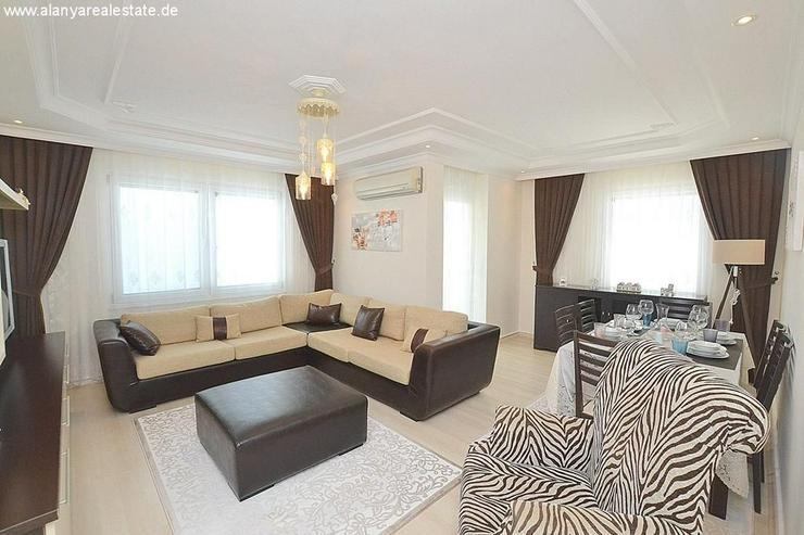 Bild 9: TOPRAK RESIDENCE 3 Zimmer Wohnung voll möbliert mit Pool