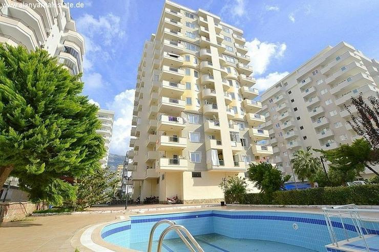 Bild 1: TOPRAK RESIDENCE 3 Zimmer Wohnung voll möbliert mit Pool