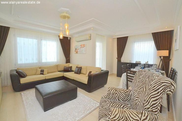 Bild 7: TOPRAK RESIDENCE 3 Zimmer Wohnung voll möbliert mit Pool