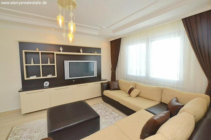 TOPRAK RESIDENCE 3 Zimmer Wohnung voll möbliert mit Pool - Auslandsimmobilien - Bild 6