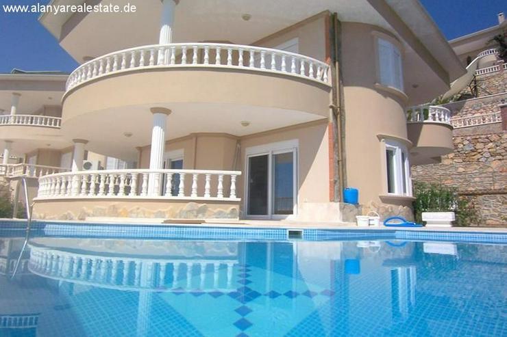 Bild 3: Elit II Luxus Villa mit traumhaftem Panorama Meerblick über Alanya
