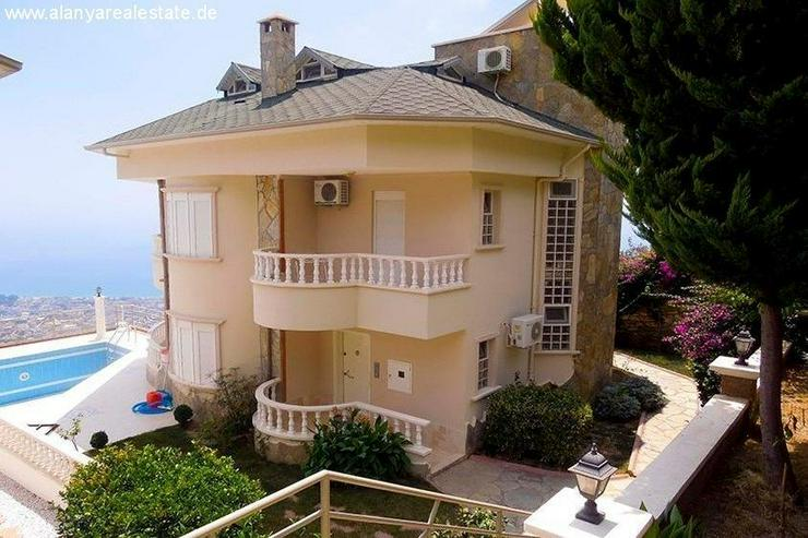 Bild 2: Elit II Luxus Villa mit traumhaftem Panorama Meerblick über Alanya