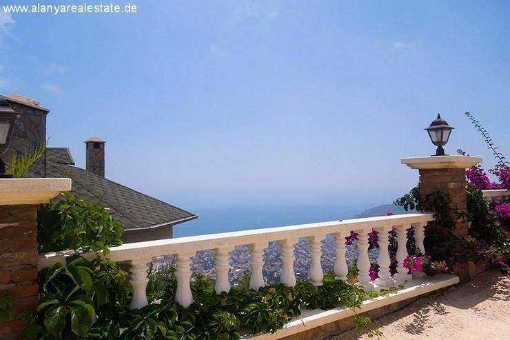 Bild 4: Elit II Luxus Villa mit traumhaftem Panorama Meerblick über Alanya