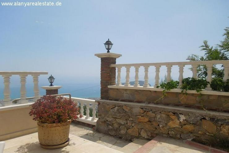 Bild 5: Elit II Luxus Villa mit traumhaftem Panorama Meerblick über Alanya
