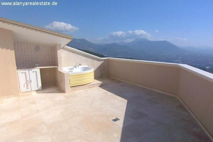 Bild 6: Elit II Luxus Villa mit traumhaftem Panorama Meerblick über Alanya