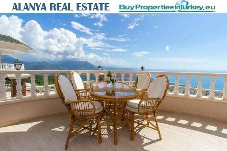 == ALANYA IMMOBILIE == Mountain View Apartments über den Wolken von Alanya ! - Auslandsimmobilien - Bild 1