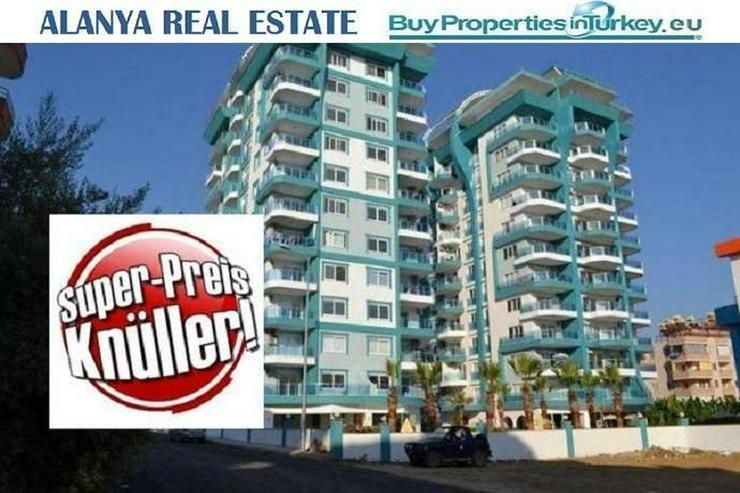 == ALANYA IMMOBILIE == REDUZIERT ! 2+1 Wohnung in Super Luxusresidenz - Wohnung kaufen - Bild 1
