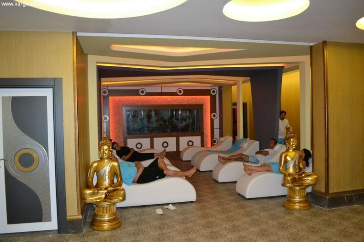 Bild 4: == ALANYA IMMOBILIE == REDUZIERT ! 2+1 Wohnung in Super Luxusresidenz