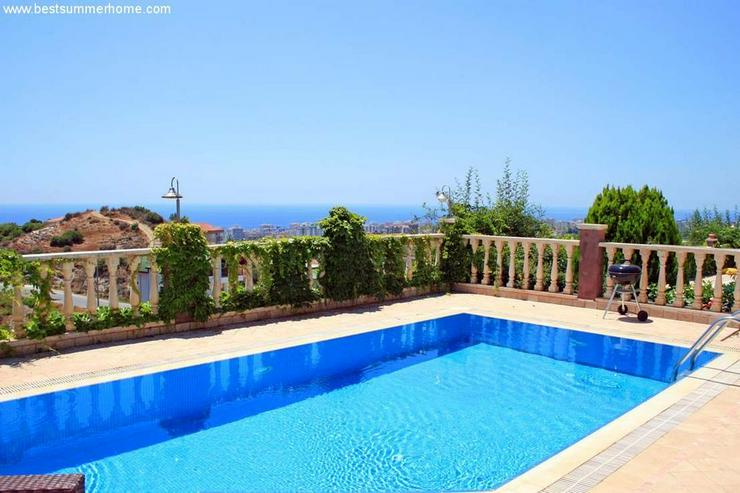 Bild 5: == ALANYA IMMOBILIE == Preis Knüller Villa mit privatem Pool in Kargicak
