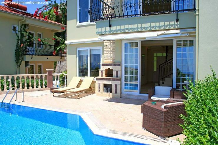 Bild 6: == ALANYA IMMOBILIE == Preis Knüller Villa mit privatem Pool in Kargicak