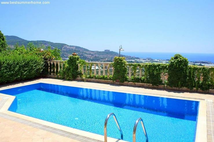 Bild 4: == ALANYA IMMOBILIE == Preis Knüller Villa mit privatem Pool in Kargicak