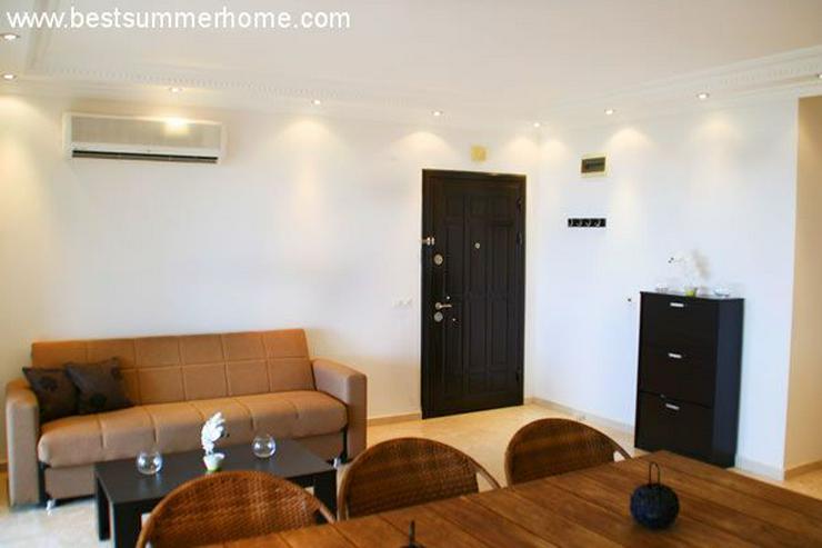 Bild 6: Möbliertes Apartment mit traumhaftem Meerblick in Kargicak