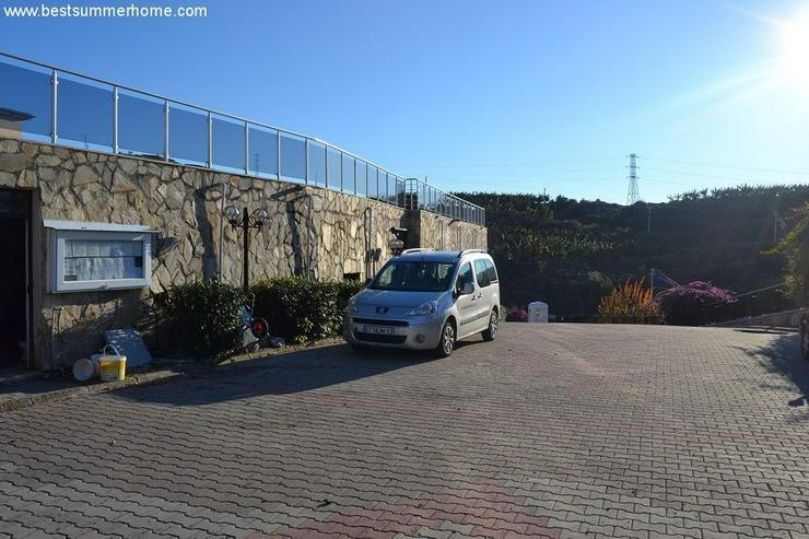 Bild 2: SCHNÄPPCHEN ! Möblierte Garten-Wohnung mit traumhaftem Meerblick