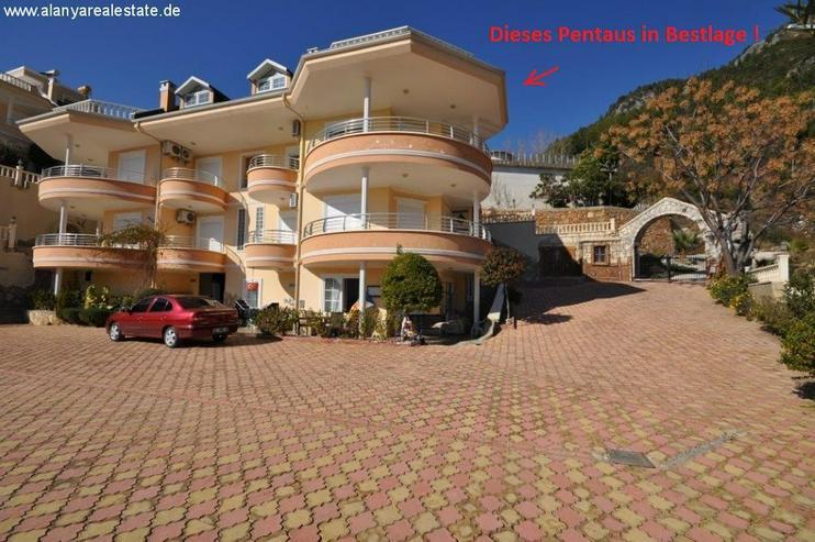 Bild 4: == ALANYA IMMOBILIE == Duplex Penthaus der Luxusklasse