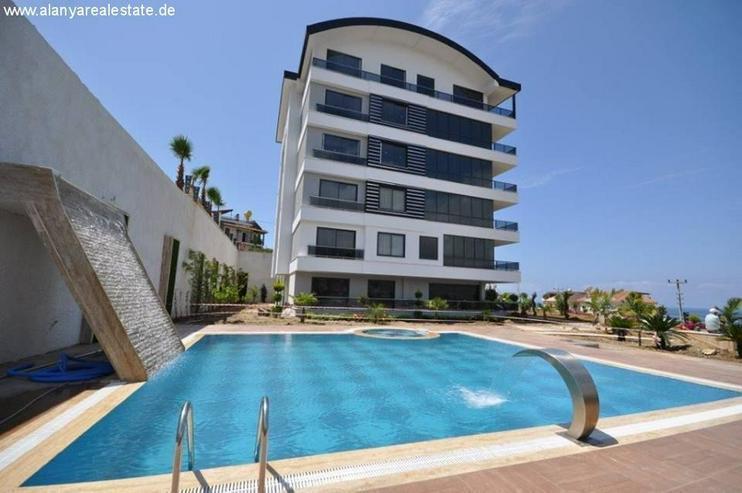 Super Luxus Wohnanlage in Kargicak auf höchstem Niveau - Wohnung kaufen - Bild 1