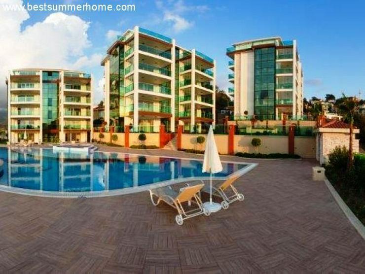 Bild 3: == ALANYA IMMOBILIE == Neue Luxus-Wohnungen mit tollem Meerblick