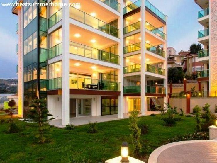 Bild 6: == ALANYA IMMOBILIE == Neue Luxus-Wohnungen mit tollem Meerblick